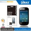 100% No Bubble Mobile screen protector for Blu dash oem/odm (Anti-Glare)