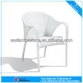 Mobília ao ar livre da cadeira de vime sem almofada gs-1883
