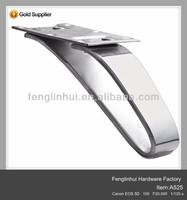 modern metal chrome furniture leg protectors A525