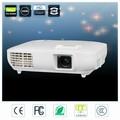 2014 chegada novo! Lumens 3000 full hd digital led projector de cinema em casa, a educação, negócios