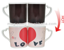 Customized 11oz ceramic Coffee Mug wholesale trend christmas gift 2014