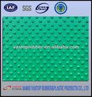 anti slip skid free bath mat,pvc dot embossing mat