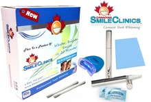 Teeth whitening home kit made in Canada
