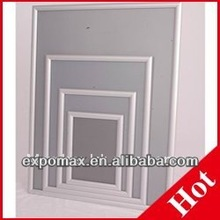2014 hot sales! high quality! 25mm snap frame snap frame aluminum