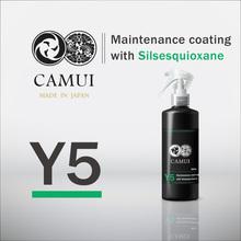 CAMUI Y5 easy spray glass coating polishing compound