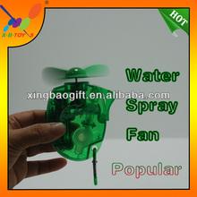 Summer cooling mini water spray fan,New style mist fan,Carabiner Keychain Handheld Water Spray Fans.