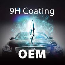 OEM nano glass coating MOJA-680 car care made in Japan