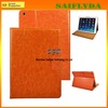 Top sale luxury pu leather case for ipad air 5 stand case for sale
