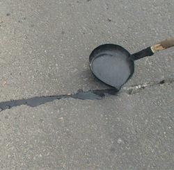 Hot!Hot!Hot! Asphalt Pavement Crack Repair sealant