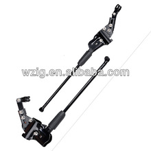 single-side stand bicycle parts,adjustable bicycle kick stand MTB bicycle stand for sale
