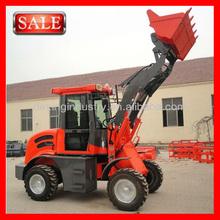 Hot sale in European Markets mini wheel loader zl16