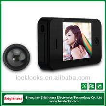 digital peephole door viewer with lcd screen