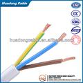 De alta tensão flexível cabo blindado cabo flexível 10 mm