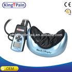 Neck and shoulder blood circulatory lymphatic massage machines