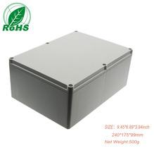 new plastic box waterproof outdoor