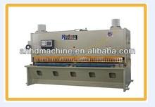 Europe Certificate 3200mm hydraulic guillotine cutting machine