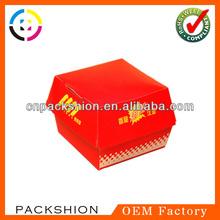 High quality food grade paper hot dog paper box