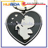2014 hot sale metal custom label key chain supplier