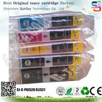 New compatible ink cartridge PGI-250B CLI-251