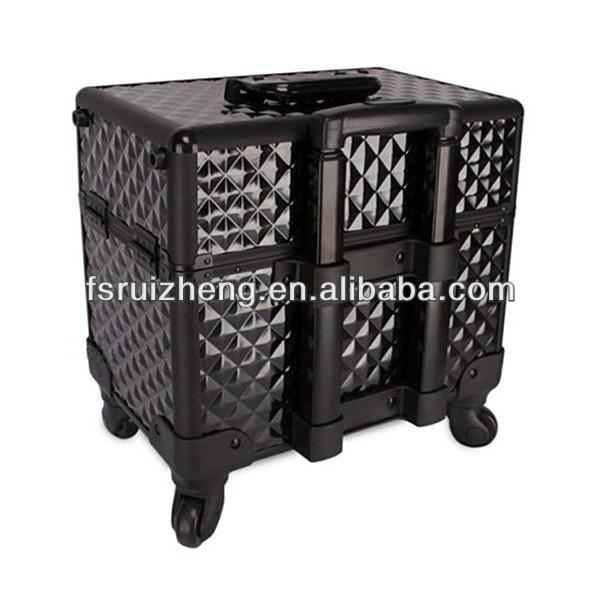 Direct factory Main Produce aluminum trolley case RZ-LTR007-6