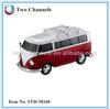 Fire-engine shape mini portable fm radio usb sd card reader speaker (w)