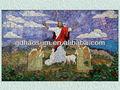 glasmalerei fliesen mosaik wandbild