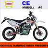 motorcycle A6 150CC off road bike good dirt bike buying from manufacturer