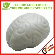High Quality Promotional Pu Stress Ball Brain Stress Ball