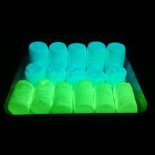 photoluminescent pigment yellow-green/glow in dark fabric