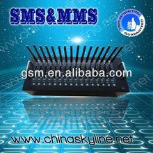 8/16/32/64 port GSM modem 3g wireless modem sim usb network card