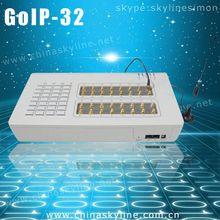 goip 32 voip adapter gateway 2 port fxs gateway