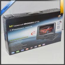 clear boîte cercueil en papier pour les produits électroniques