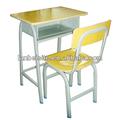 baratos de la escuela de escritorio y una silla