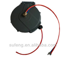 Double pipe Auto Air hose reel/Car washing machine tools