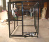Powder Coating Welded Wire Dog Run Fence Panels(ISO9001)