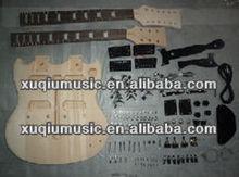 Double Neck Guitar Kits /DIY Electric Guitar Kits
