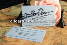 Guangzhou Fashion pvc International business card