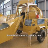 JZR500 hydraulic ready mix concrete batching machine