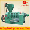 hot selling long life screw oil press for cottonseeds