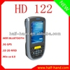 Best finger barcode scanners HD122 with GPRS/wifi/bluetooth/rfid
