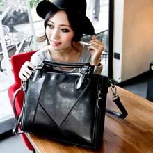BYI 1004 Wholesale women casual handbags 2014 new fashion handbag genuine leather