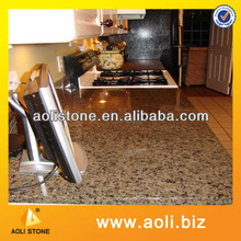 Kitchen Tropic Brown Granite Countertops