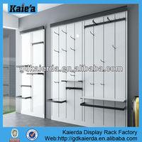 flexible wall shelf/wooden wall shelf design