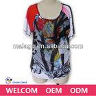 Malagu transparent blouse