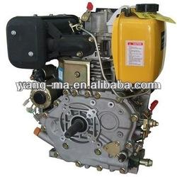portable kama air cooled diesel generator engines 188FB 11HPs 456cc