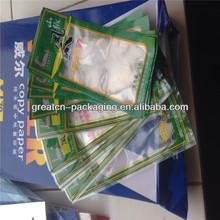 High Temperature Cooking Plastic Bag