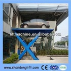 CE approved hydraulic car lift for sale