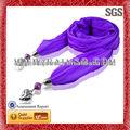 China pashmina lenço laço lenço cachecol vestido para senhora