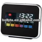 Fancy weather Multi-function Projection Alarm Clock