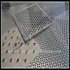 decorative metal perforated sheets